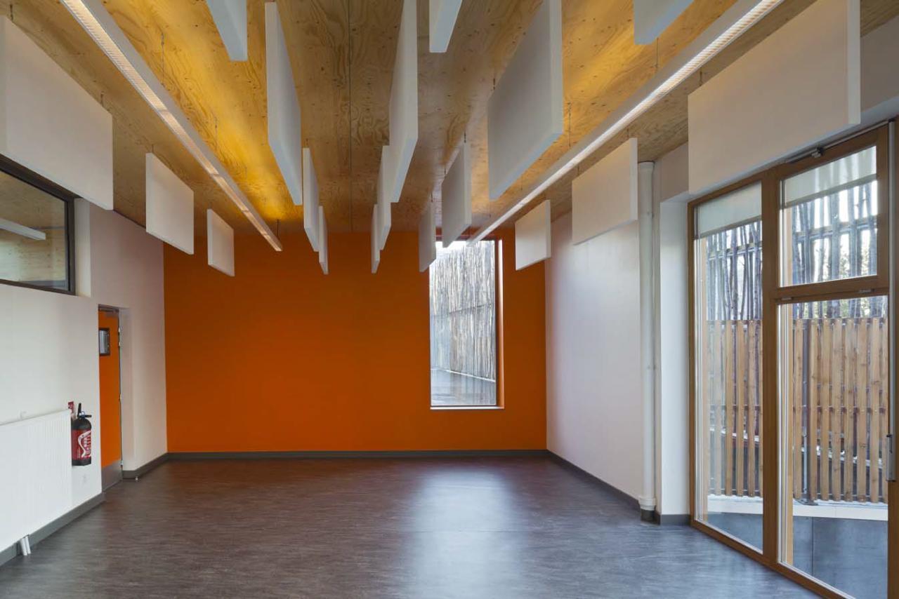 groupe scolaire a france saint denis woodenha portfolio. Black Bedroom Furniture Sets. Home Design Ideas